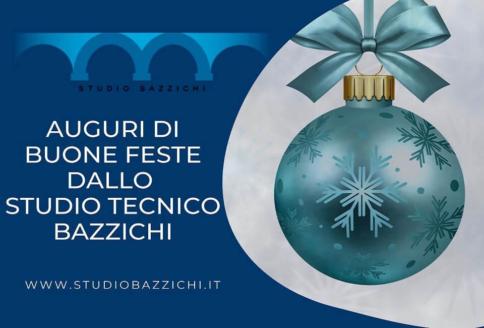buone feste Pisa studio tecnico Bazzichi